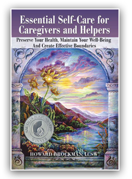 Essential Self Care Book by Howard Brockman, LCSW